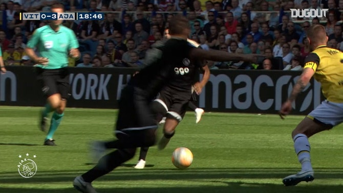 Preview image for Dušan Tadić's goals vs Vitesse