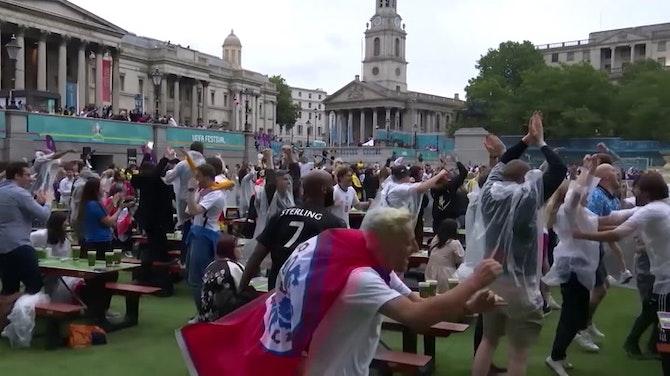 Imagen de vista previa para Lágrimas en Londres, euforia en Roma