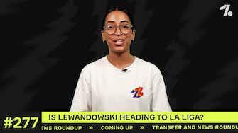 Preview image for Could Lewandowski be heading to LA LIGA?!