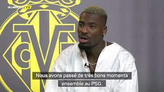 """Image d'aperçu pour Villarreal - Aurier : """"Heureux de retravailler avec Emery"""""""
