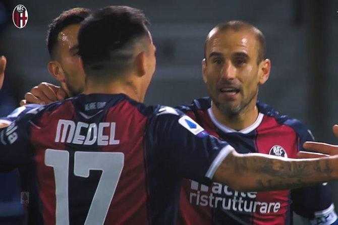 The best of Palacio' 2020/21 season so far