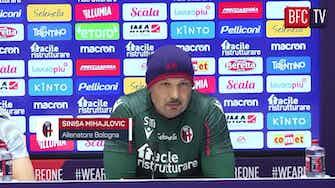 Anteprima immagine per Ecco il Milan, Mihajlovic si impappina su Brahim Diaz