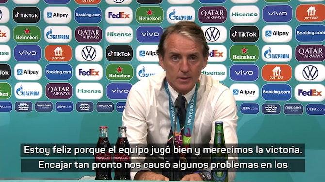 "Imagen de vista previa para Mancini: ""Merecimos matar el partido antes"""