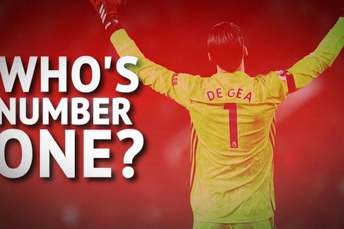 De Gea vs Henderson - Who's number one?