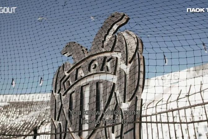 PAOK Celebrates 95th Year