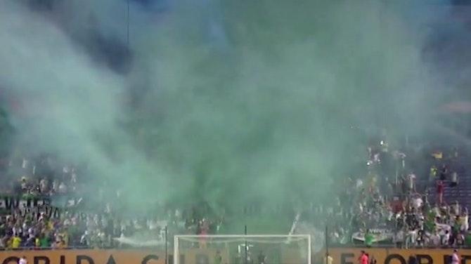 Anteprima immagine per Florida Cup, cinque gol tra Millonarios e Atletico Nacional