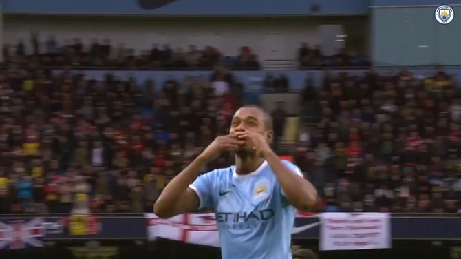 Fernandinho's best Manchester City moments