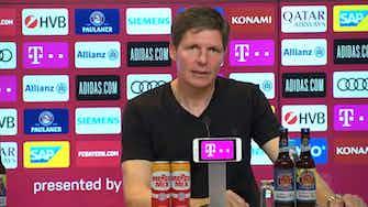 """Vorschaubild für Bayern-Bezwinger Glasner: """"Sind super-happy"""""""