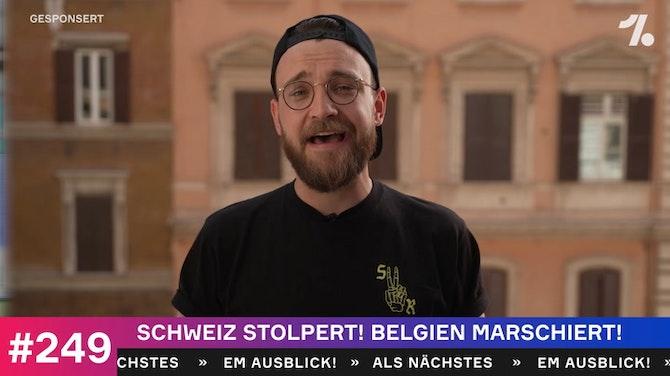 Schweiz stolpert! Belgien marschiert!