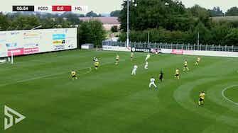 Vorschaubild für Homberg holt 3 Punkte | Highlights - SV Rödinghausen vs. VfB Homberg