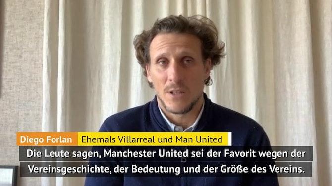 Forlan vor EL-Finale: United nicht der Favorit