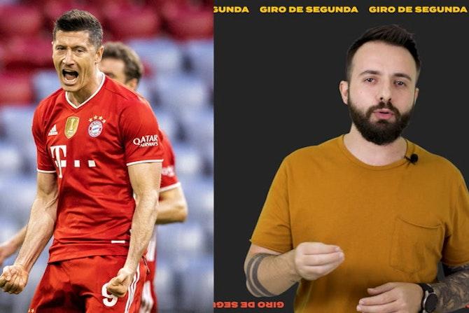 Lewandowski no MERCADO DA BOLA!