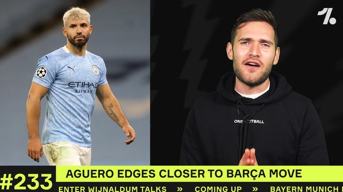 Has Aguero AGREED to a Barça deal?!
