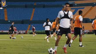 Preview image for Raymundo Fulgencio in Tigres training