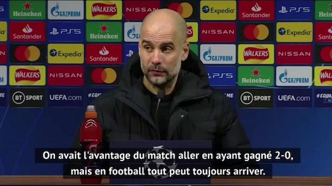 "8es - Guardiola : ""C'est brillant"""