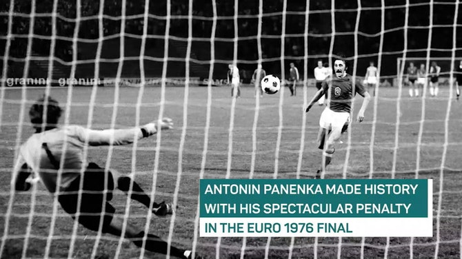 Preview image for Euro's Flashback - Totti's Panenka