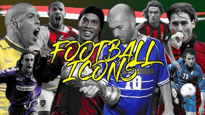 Preview image for Football Icons - Ronaldo