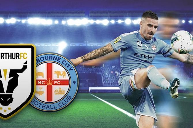 Knackt Jamie Maclaren die Hunderter-Marke? | Macarthur FC - Melbourne City