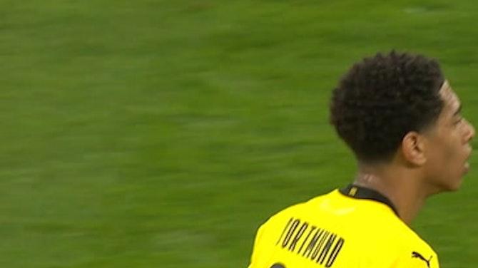 Jude Bellingham, talento emergente del Dortmund