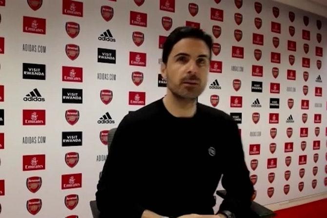 Arsenal - Arteta ne sait rien sur la Super Ligue
