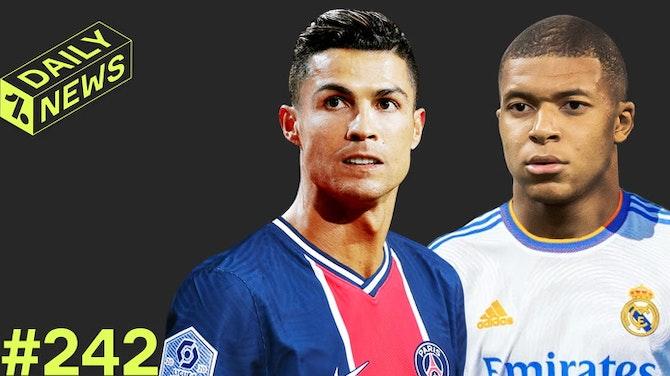 Cristiano Ronaldo, Kylian Mbappe & Mauro Icardi in HUGE transfer DEAL!