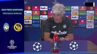 "Anteprima immagine per Gasperini: ""Inter-Atalanta? Meritavamo noi"""