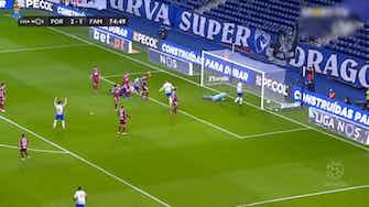 Preview image for Marko Grujic's FC Porto goals in the 2020-21 season