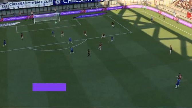 Image d'aperçu pour Le duo Giroud - Ibrahimovic en action (FIFA)