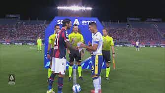 Anteprima immagine per Highlights: Bologna 1-0 Verona