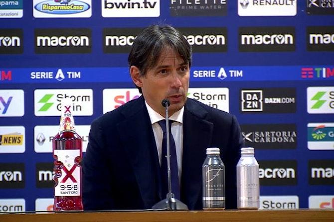 "Inzaghi: ""Vittoria importantissima, grazie Caicedo"""