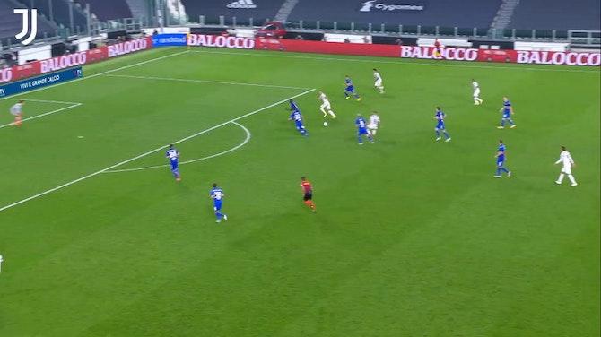 Preview image for All Cristiano Ronaldo's 2020-21 Serie A and Coppa Italia goals