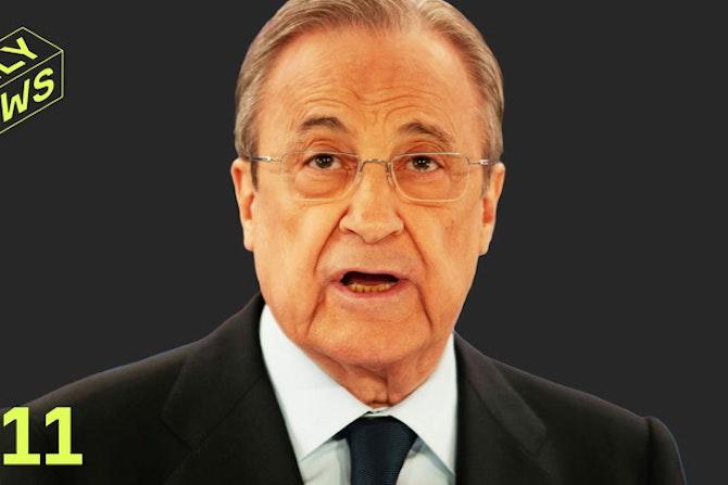Pérez gibt Super League nicht auf! Barca lockt Agüero!
