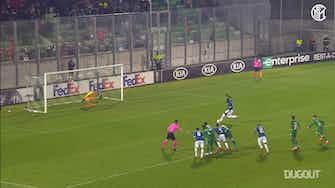 Imagen de vista previa para La racha goleadora de Lukaku en la Europa League