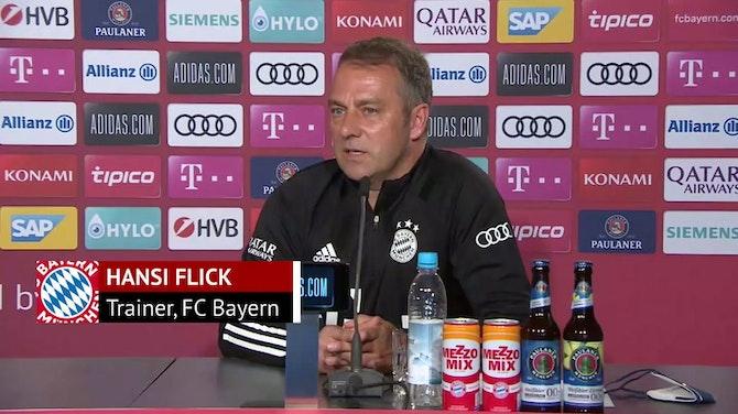 "Flick schwärmt von Reus: ""Ganz große Klasse"""