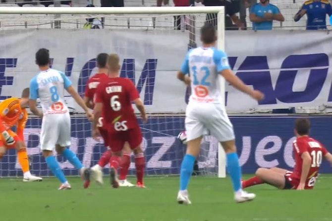OM 's top five goals vs RC Strasbourg