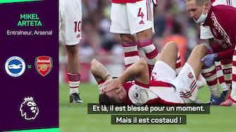 "Image d'aperçu pour Arsenal - Arteta : ""Xhaka va beaucoup nous manquer"""