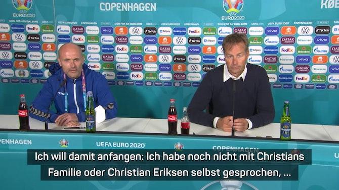 """Teamarzt: """"Geschafft, Christian zurückzuholen"""""""