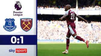 Vorschaubild für Ogbonna sorgt für die Entscheidung!   FC Everton - West Ham 0-1   Highlights