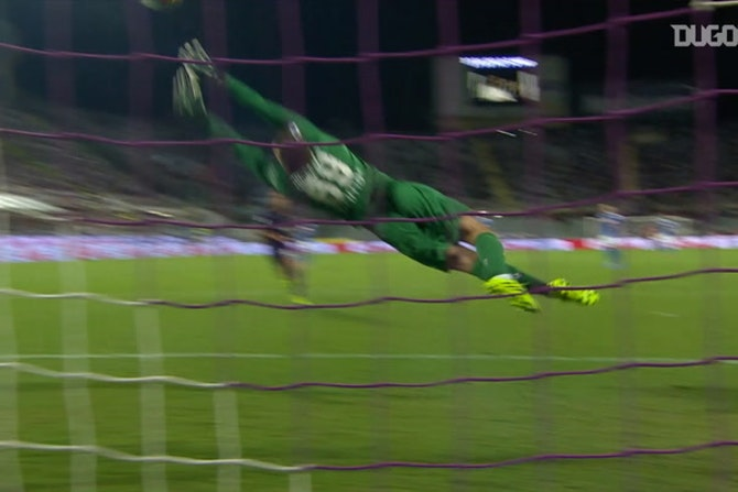 SSC Napoli's best away goals vs Fiorentina
