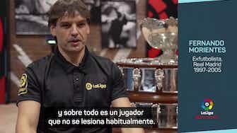 "Imagen de vista previa para Morientes: ""Benzema es el jugador franquicia del Real Madrid"""