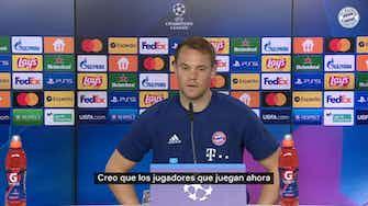 Imagen de vista previa para Neuer, sobre la victoria por 8-2 ante el Barcelona