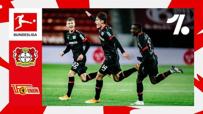 Melhores lances de Bayer 04 Leverkusen vs. 1. FC Union Berlin   05/15/2021
