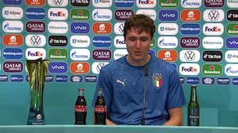 """Anteprima immagine per Chiesa: """"Ho fatto un gol come mio padre... grazie a Immobile"""""""