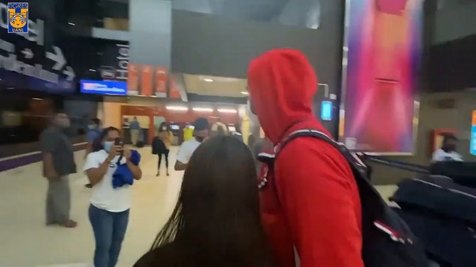 Imagen de vista previa para Gignac y Thauvin regresan a México