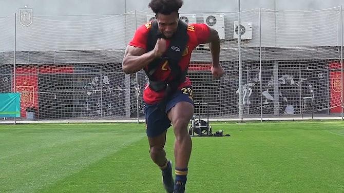 Preview image for Adama Traoré's power and strength training