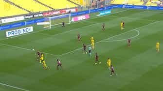 Vorschaubild für Randal Kolo Muani's superb team goal vs Metz