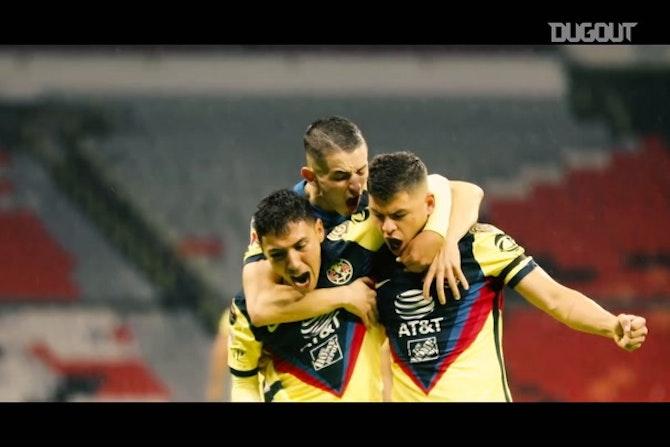 Pitchside: Leo Suárez's goal vs Portland Timbers