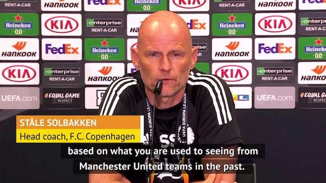 Preview image for Solskjaer is bringing back the Ferguson days at Man United - Solbakken