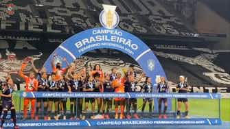 Preview image for Corinthians Women crowned 2021 Brazilian champions