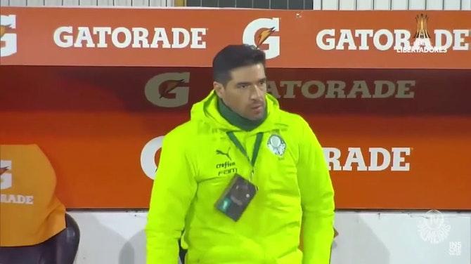 Preview image for Raphael Veiga's goal against Universidad Católica
